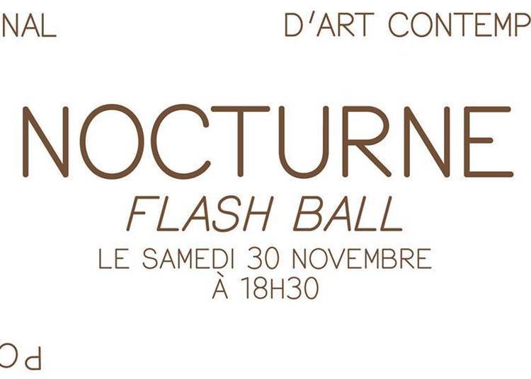 Nocturne Flash Ball Autour De L'exposition De Sven 't Jolle à Le Havre