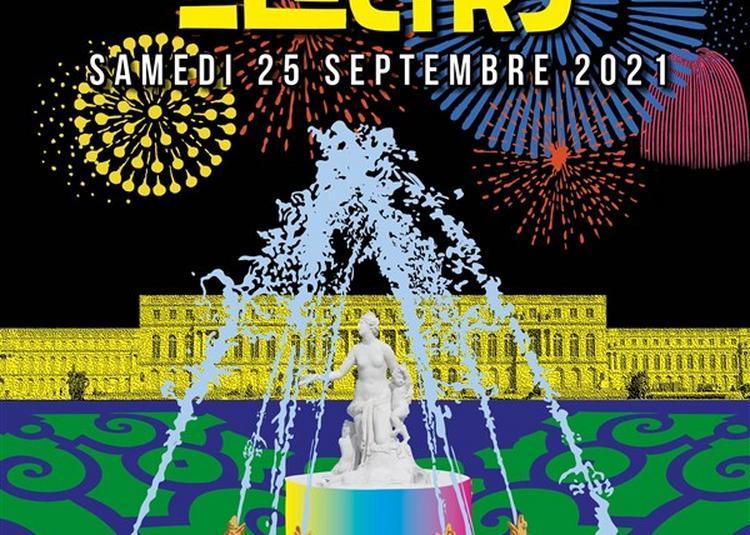 Nocturnes Electro à Versailles