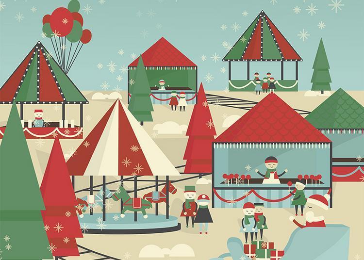 Noël à Mont de Marsan 2018