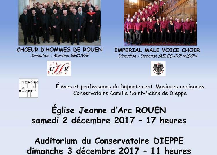 Noël anglais à Rouen
