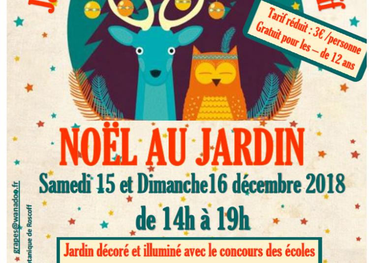 Noël au jardin - 2ème édition à Roscoff