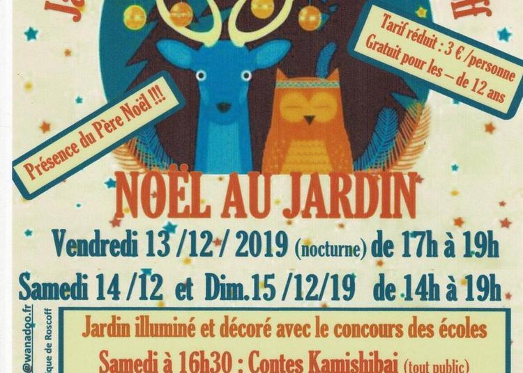 Noël au jardin - 3ème édition à Roscoff