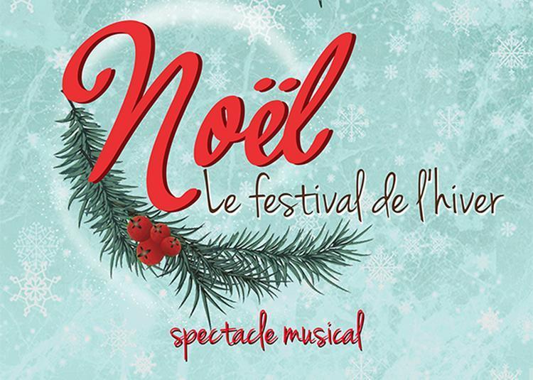 Noël, le festival de l'hiver à Dijon