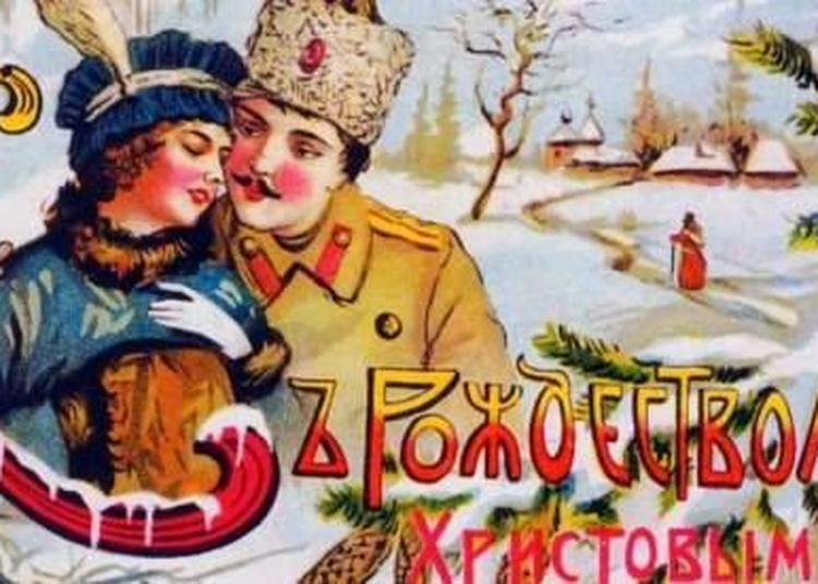 Noël russe : histoire, traditions... 2019
