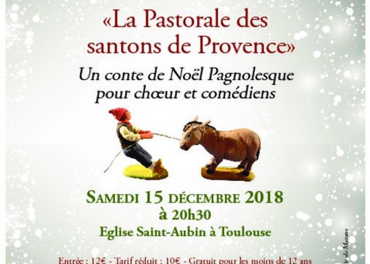 La pastorale des santons de provence à Toulouse
