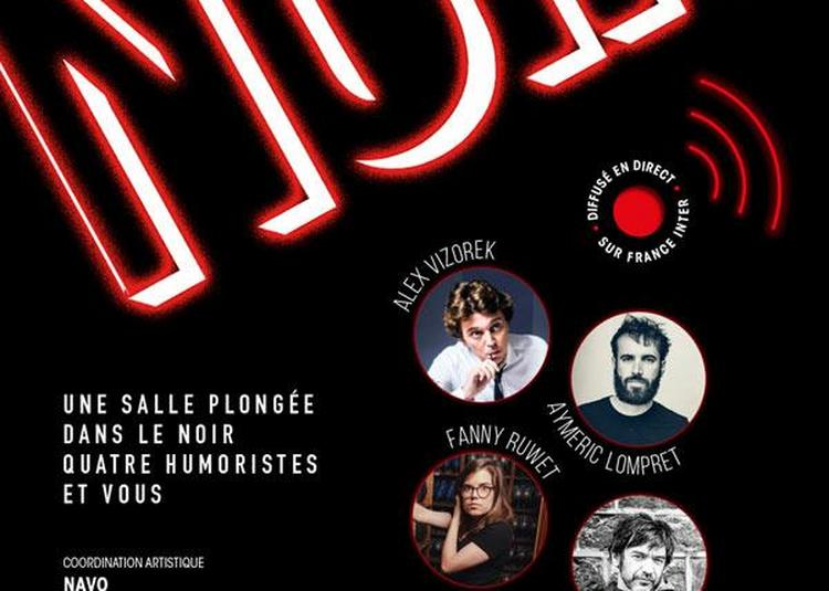 Noir à Paris 17ème
