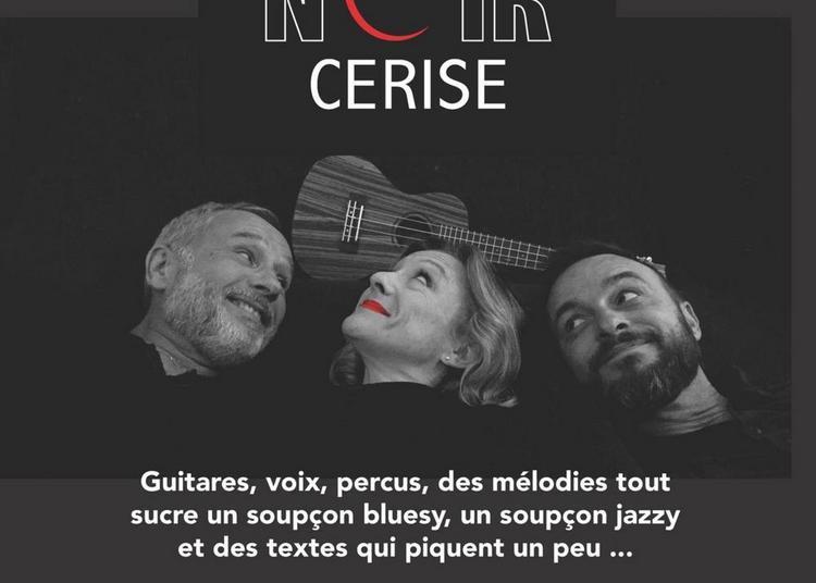 Noir Cerise à Paris 19ème