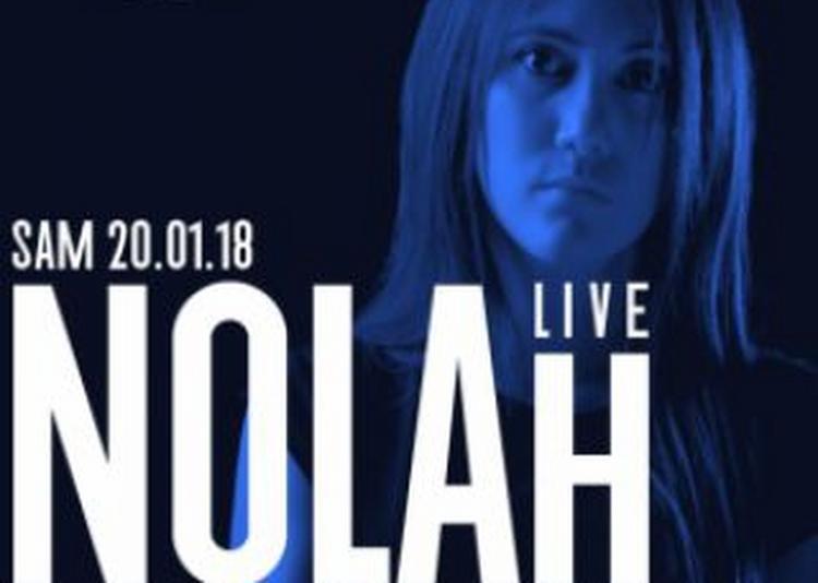 Nolah (live), Wielki, Birdy, Phil Dark à Paris 13ème