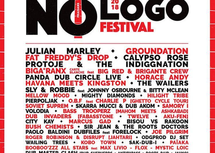 Nologo Festival - Billet 1 Jour à Fraisans