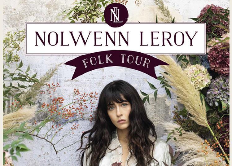 Nolwenn Leroy - Folk à Lille