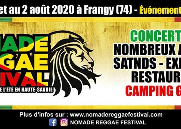 Nomade Reggae Festival 2020