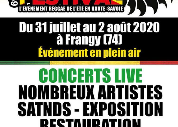 Nomade Reggae Festival 2020 à Frangy