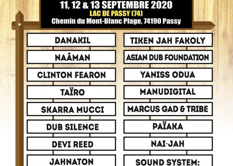 Nomade Reggae Festival 2020 - report - Pass journée à Passy