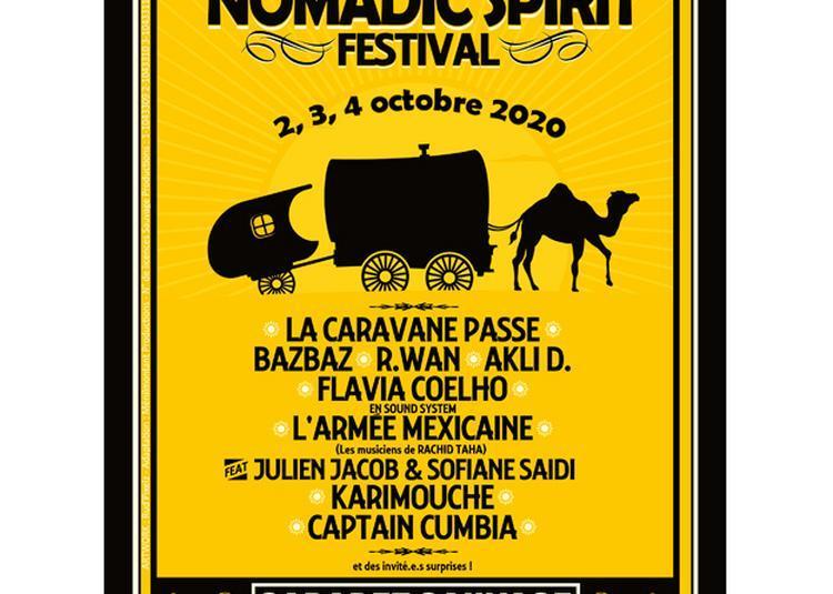 Nomadic Spirit Festival à Paris 19ème