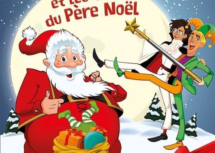 Nono Et Les Amis Du Père Noël à Saint Xandre