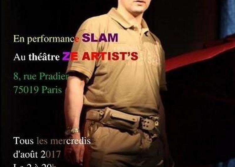 Norin' Raad, The Silverslamer à Paris 19ème
