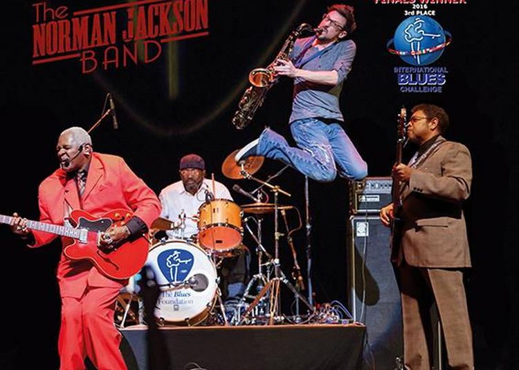 Norman Jackson Band à La Rochelle