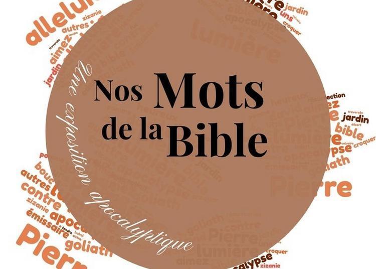 Nos Mots De La Bible - Une Exposition Apocalyptique à Orléans