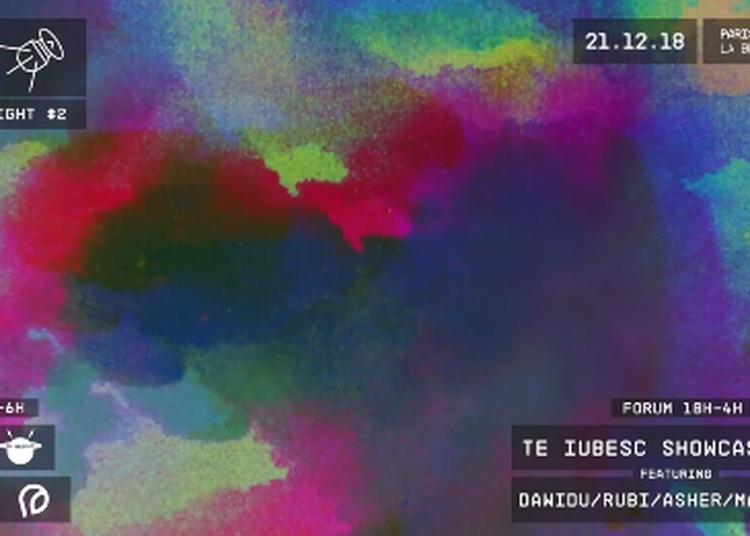 Nostromo Drone Night #2 W/ Vlada, Omar & Te Iubesc à Paris 20ème