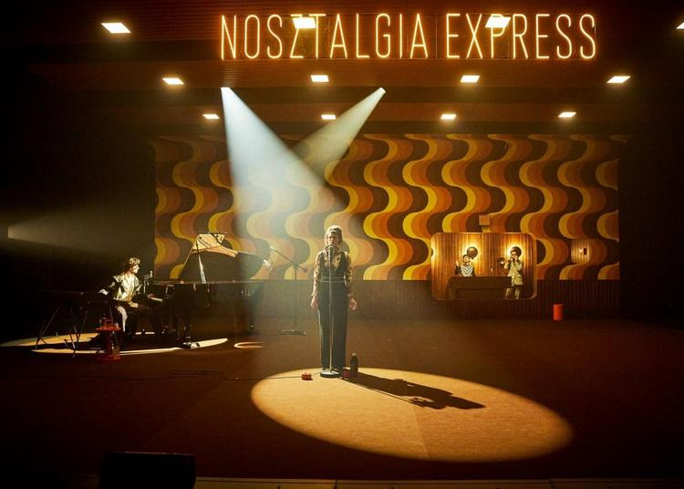 Nosztalgia express à Reims