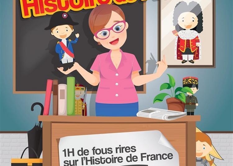 Notre Drôle Histoire De France à Nantes