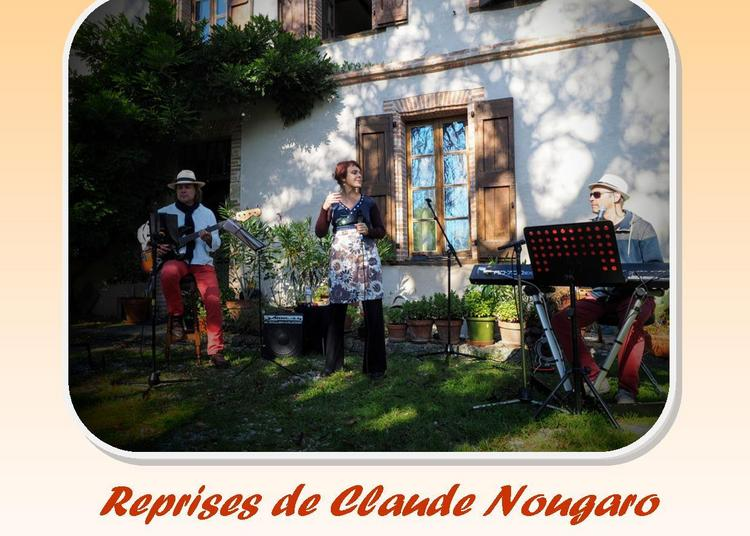 NougaJazz Trio à Lisle sur Tarn