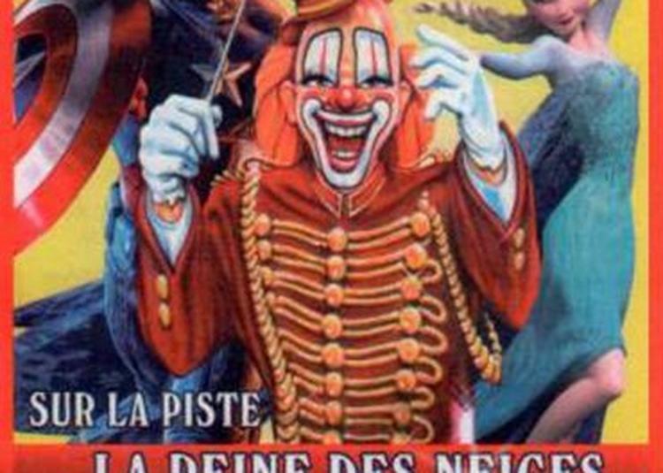Nouveau Cirque warren zavatta fils à Saverne