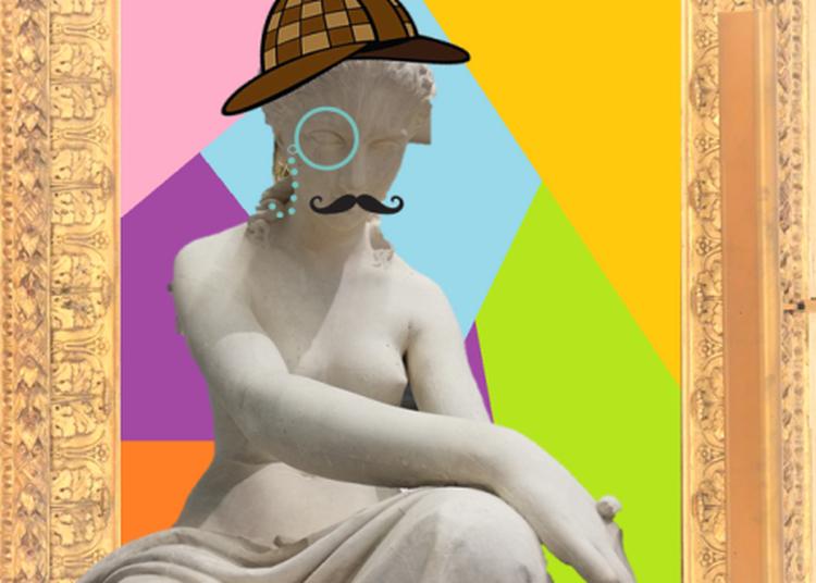 Nouveau ! Enigmes Au Mudo-musée De L'oise à Beauvais