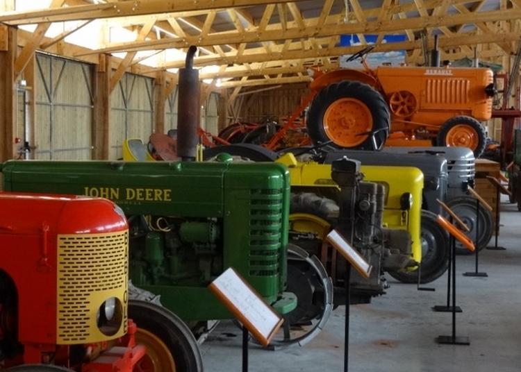 Nouveau Musée De La Machine Agricole Et De La Ruralité à Saint Loup