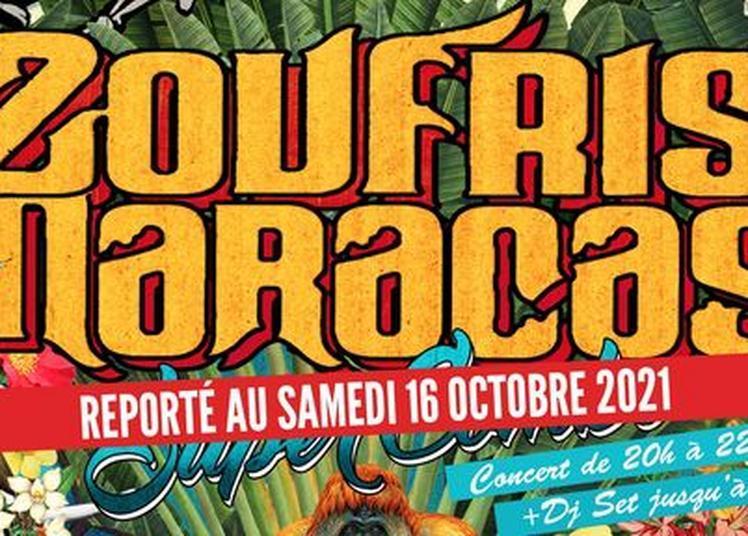 Nouveau report - Le bal des Zoufris Maracas au Transbordeur à Villeurbanne