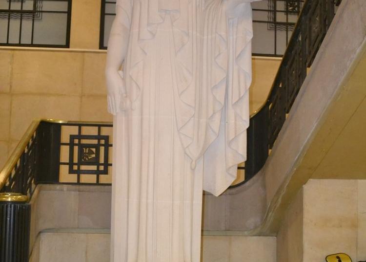 Nouveau - Visite Guidée Du Tribunal De Commerce De Marseille