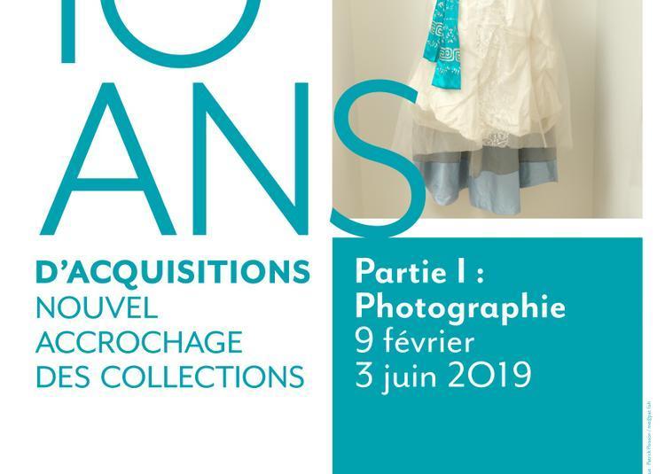 Nouvel accrochage des collections du musée Réattu : 1O ans d'acquisitions, partie I : Photographie à Arles