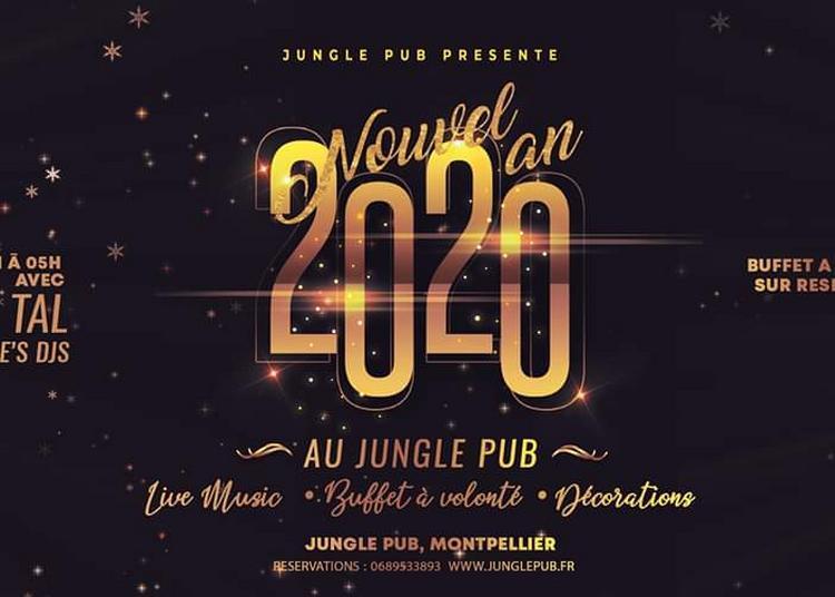Nouvel An 2020 Au Jungle Montpellier