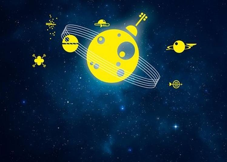 Nouvel an Stars Et Planètes à Montbeliard