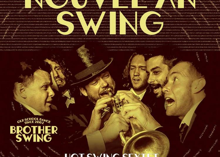 Nouvel An Swing à Paris 20ème