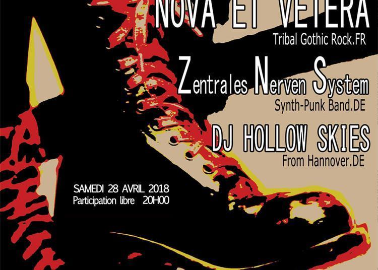 Nova Et Vetera au Cirque éléctrique à Paris 20ème