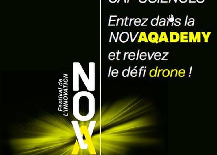 Novaqademy Drones Et Images...pilotez, Explorez à Bordeaux