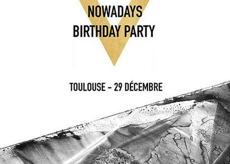 Nowadays 5th Birthday Party à Ramonville saint Agne