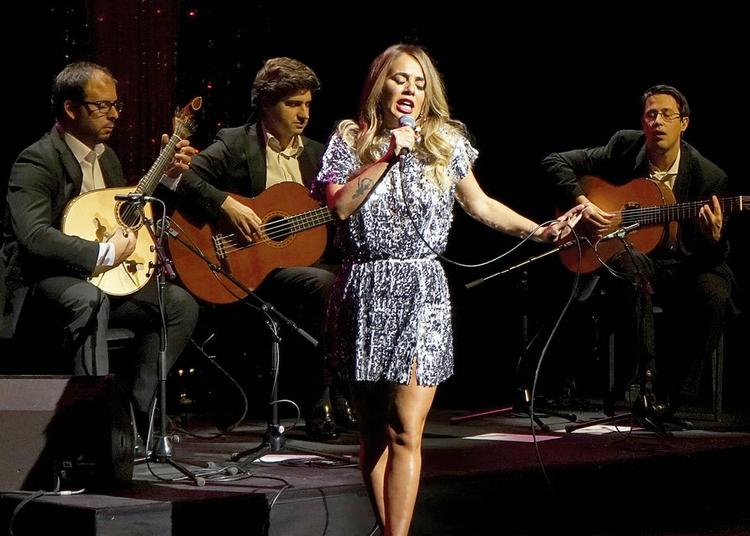Nua - Gisela João en concert à Saran