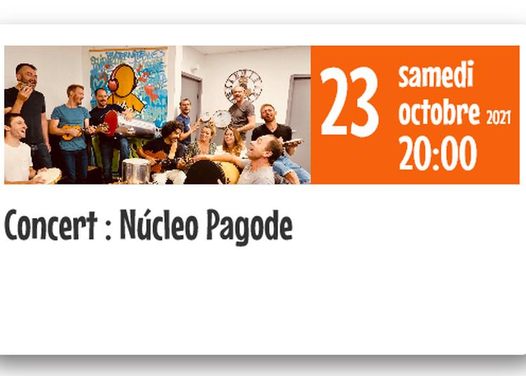 Nucleo Pagode ( musique brésilienne ) à Aix en Provence