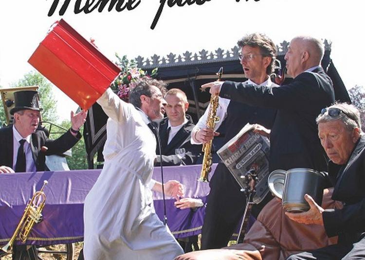 Brassens, même pas mort, le concert à Dijon
