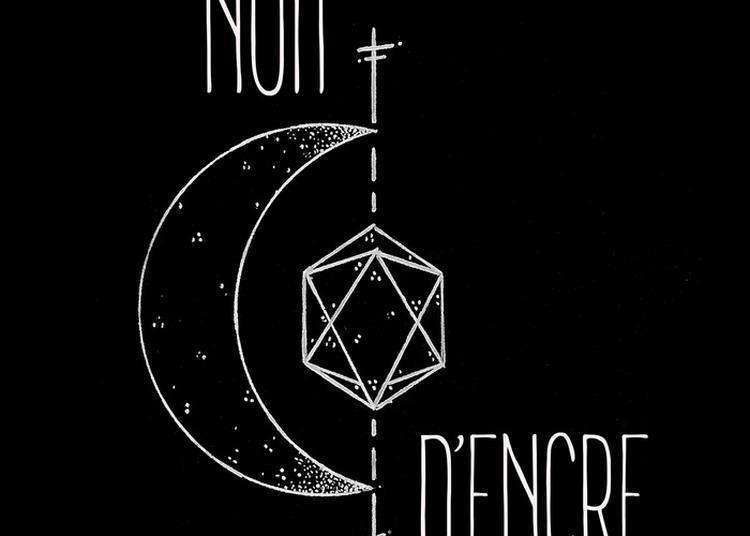 Nuit D'encre à Auxerre