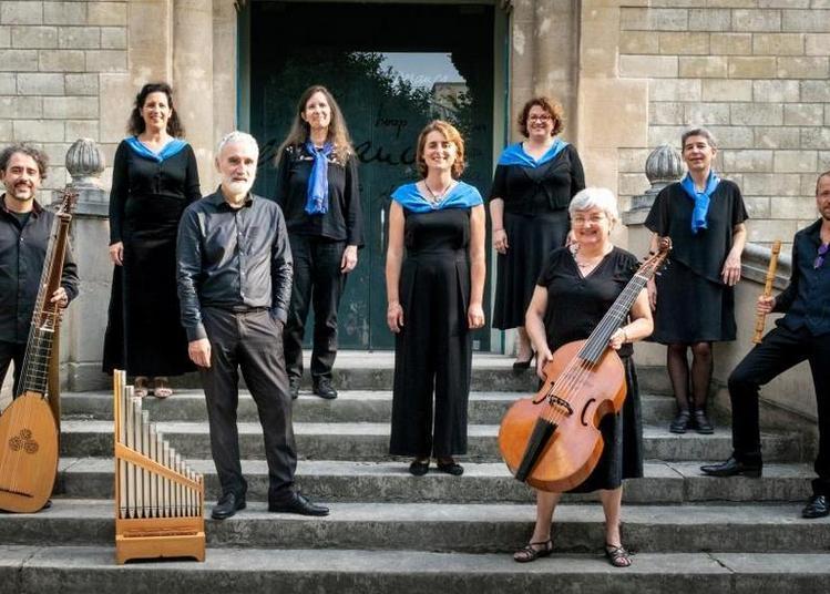 Nuit de églises - Motets aux religieuses dans la musique baroque française à Longpont sur Orge