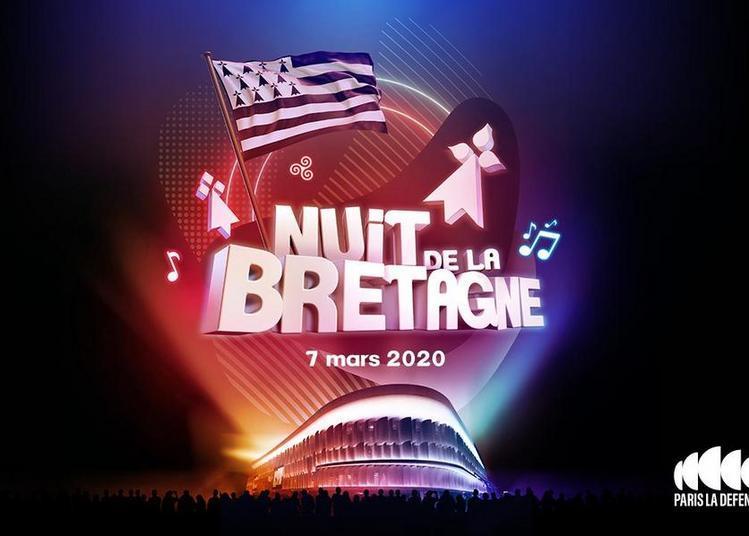 Nuit De La Bretagne à Nanterre