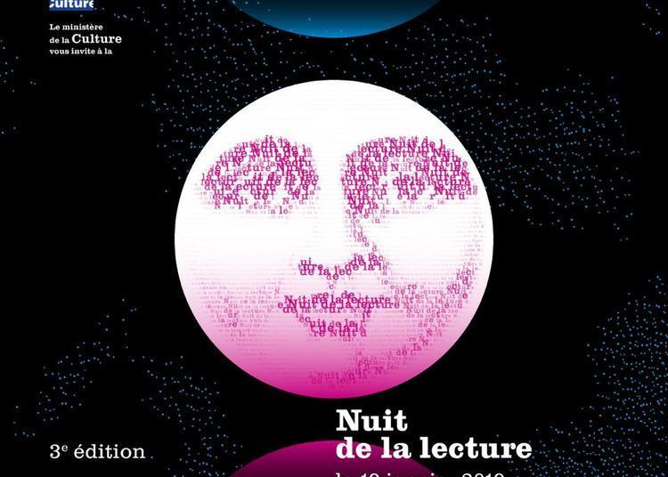 Nuit de la lecture à Nice