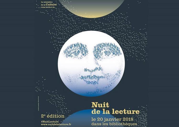 Nuit De La Lecture à Frocourt