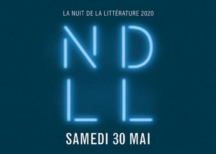 Nuit de la littérature 2021