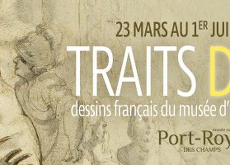 Nuit des musées : visite de l'exposition 'Traits divin' à Magny les Hameaux