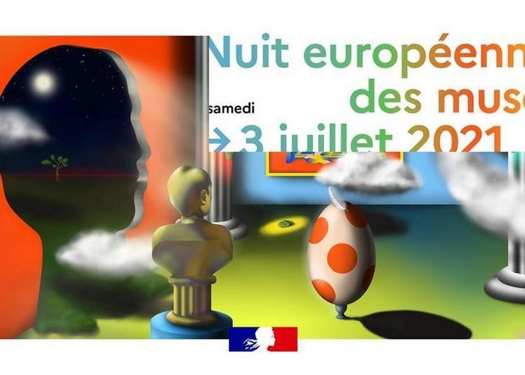 Nuit des musées à Boulogne Billancourt 2021