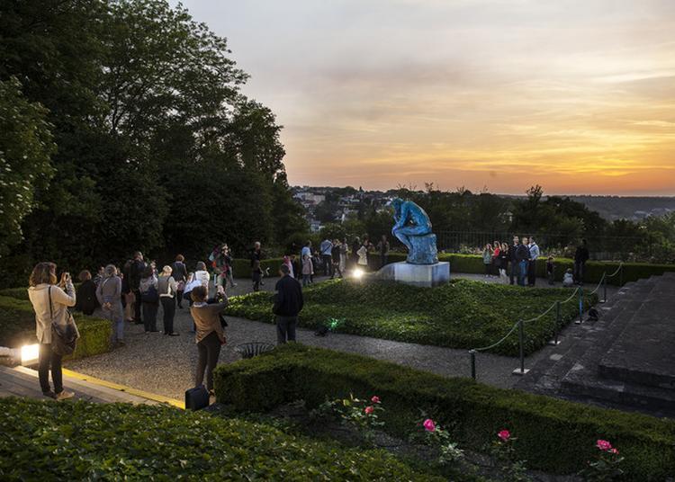Nuit Des Musées Au Musée Rodin De Meudon